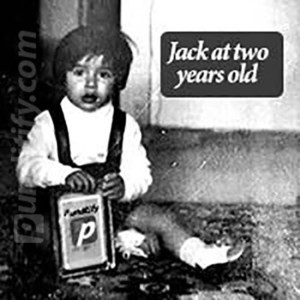 Jack Oz at Two Years Old